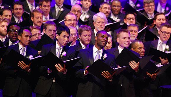 Gay Men's Chorus, Los Angeles