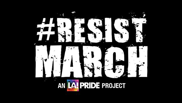 #ResistMarch