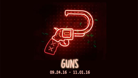 GUNS: An Art Show