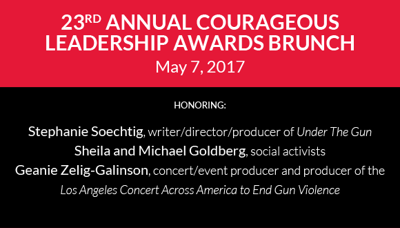 23rd Annual Courageous Leadership Awards Brunch
